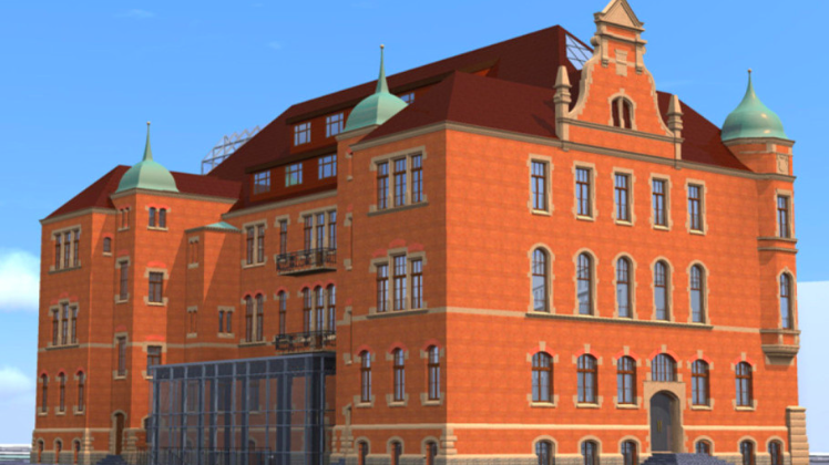 Hotel Podwale Grodzkie Gdańsk