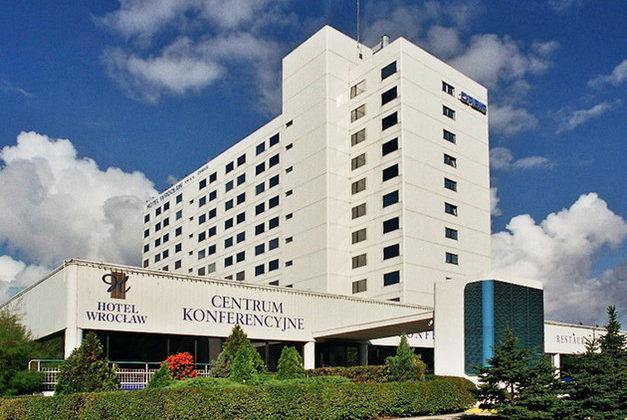 Hotel IBIS we Wrocławiu