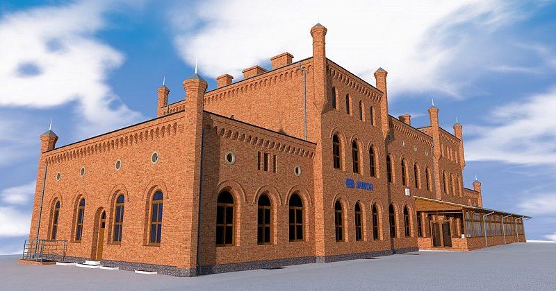 Dworzec PKP w Jaworze