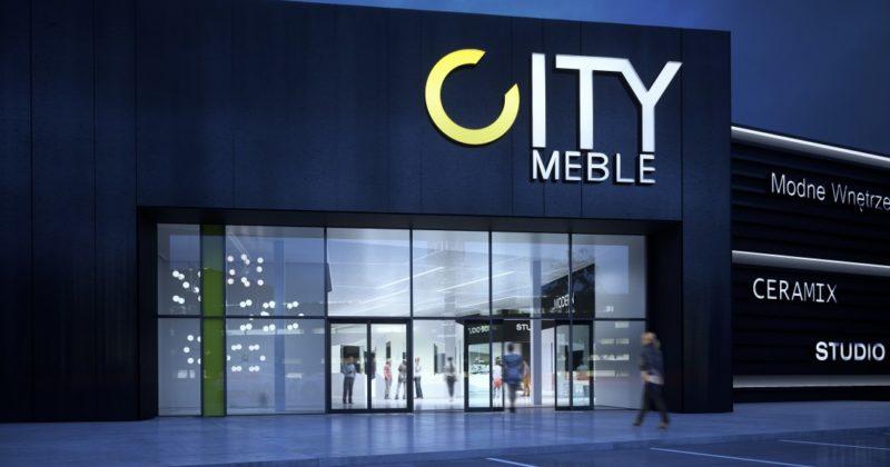 Galeria Wnętrz City Meble Łódź