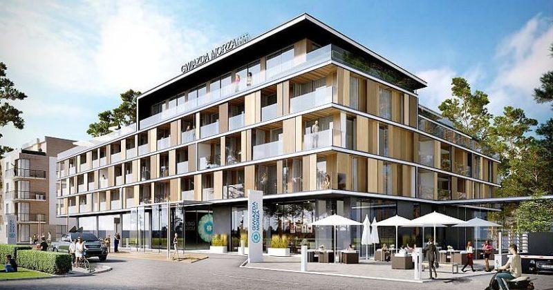 Hotel Gwizda Morza we Władysławowie