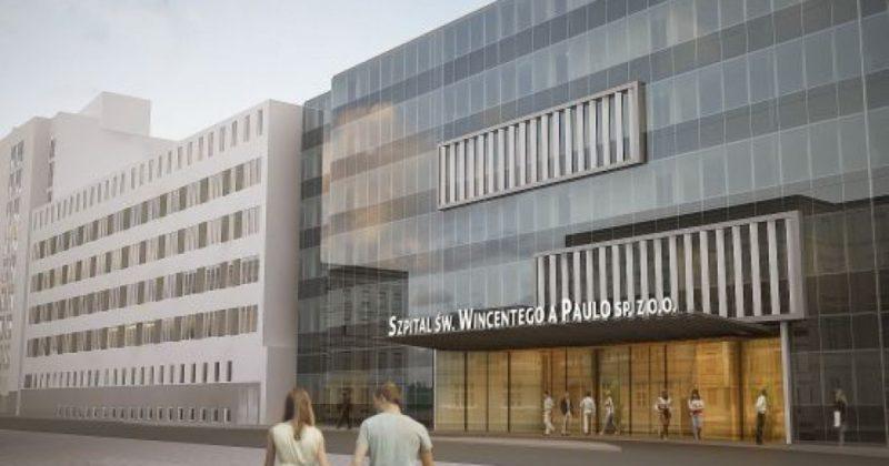 Szpital Św. Wincentego a Paulo Gdynia