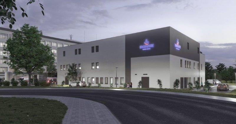 Kociewskie Centrum Zdrowia – blok operacyjny