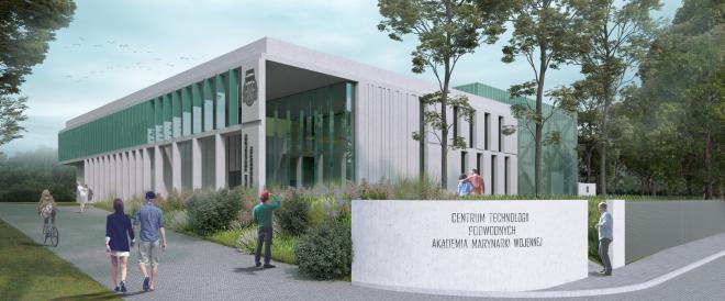 Centrum Technologii Podwodnych AMW w Gdyni