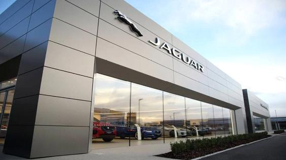 Salon Samochodowy Jaguar w Gdańsku